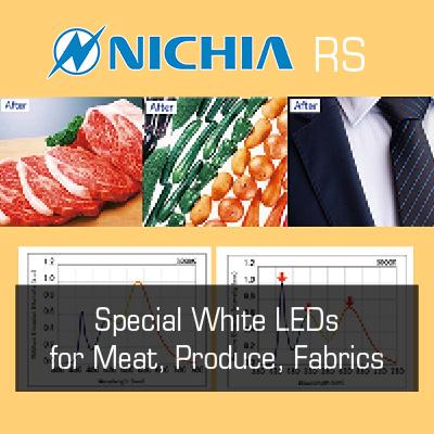 Nichia Special White LEDs