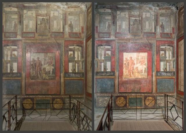 Lighting Pompeii with SunLike LEDs