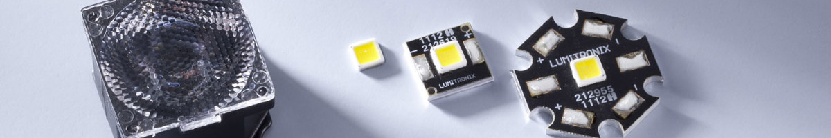 High Power Nichia, Cree, Osram LEDs