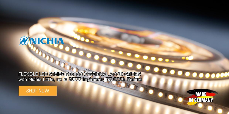 Nichia Professional LED Strips